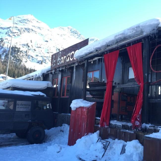 La Baracca - St. Moritz