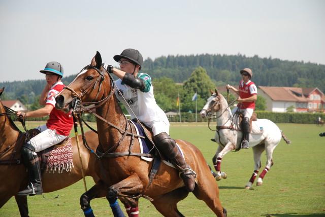 Das Polo Pony - unheimlich schnell und drehfreudig. Foto: Elisabeth Giovanoli