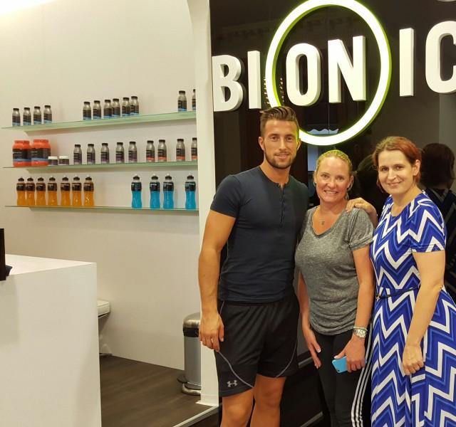 Geschafft, zufrieden #Bionic