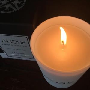Hochwertige Kerzen überzeugen durch eine lange Brenndauer und hochwertige Inhaltsstoffe. #Lalique