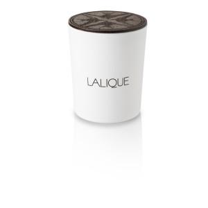 Lalique Kerze La Neige aus der Serie Vojage de Parfumeur