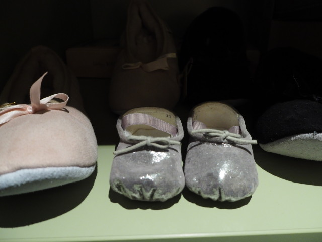 Ballerinas auch für die ganz Kleinen bei primaballerin.ch - Mode und Design für den Nachwuchs am Fashionhotel Zürich