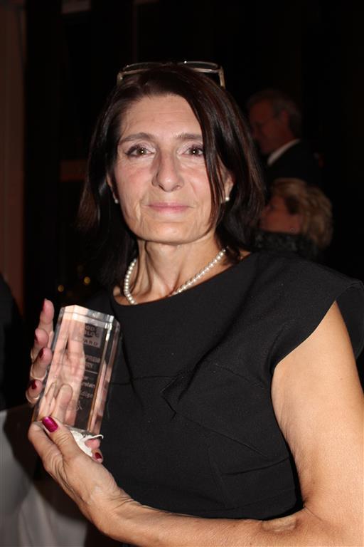 Claudia Braunstein von Geschmeidige Köstlichkeiten beim Food Blogger Award 1015