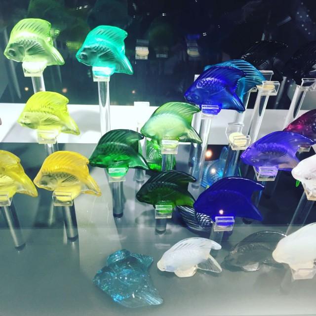 Lalique Fische