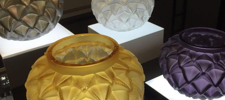 Lalique Vasen Languedoc