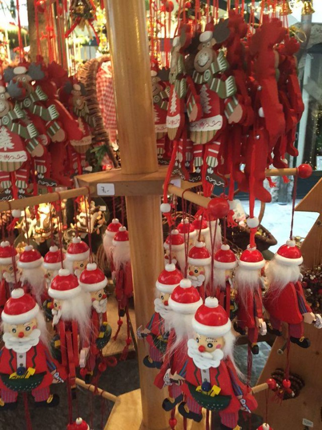 Weihnachtsmärkte in Salzburg lassen nicht nur Kinderaugen strahlen.