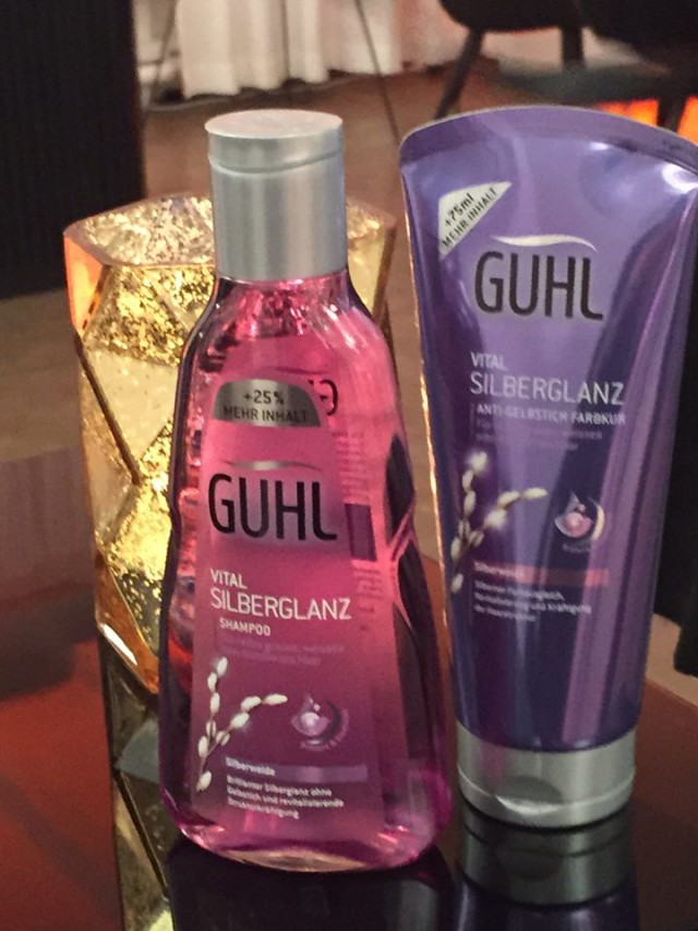 Guhl Silberglanz - optimale Pflege für graues Haar.