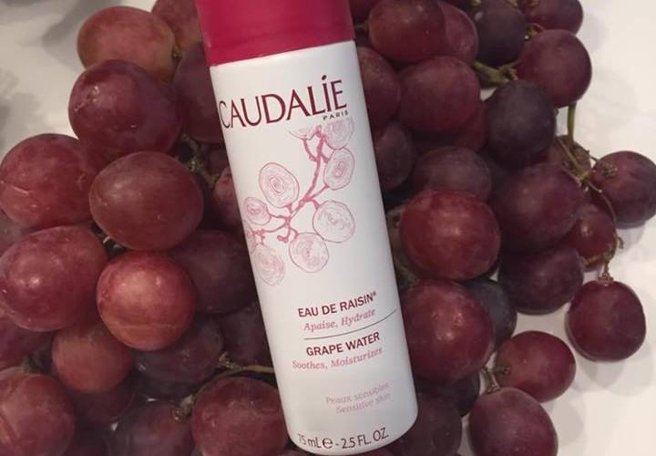 Caudalie Weintrauben Gesichtswasser - Pflege statt Wein