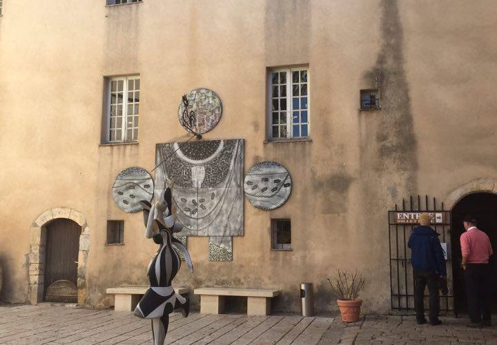 Das Musée de la Céramique Picasso