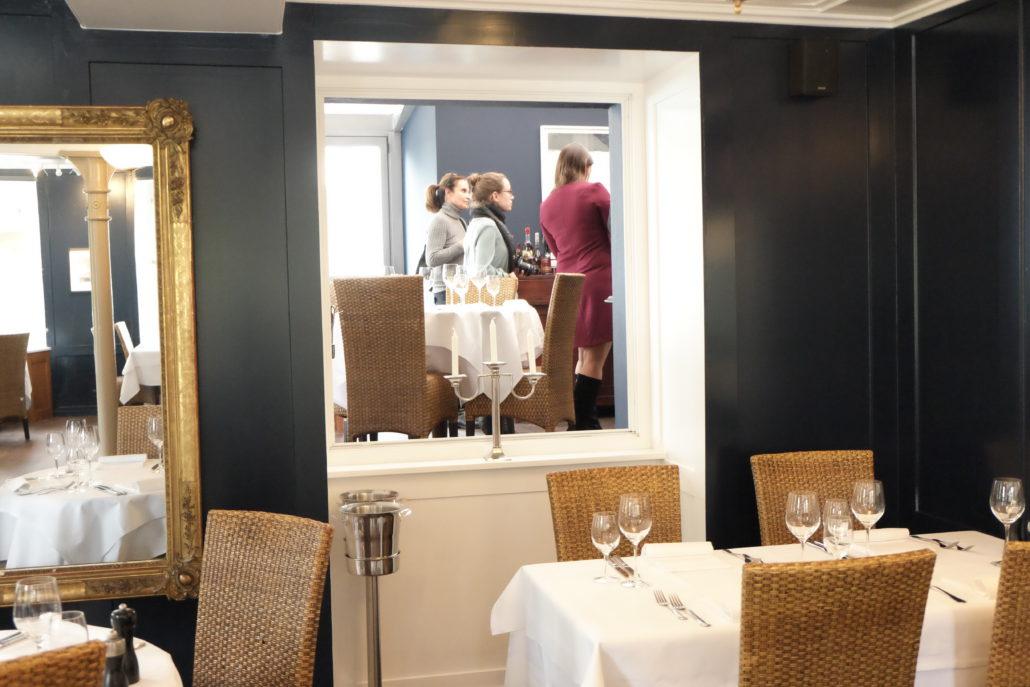 Freut sich auf seine Gäste, das neu eröffnete und renovierte See Restaurant Steinburg.