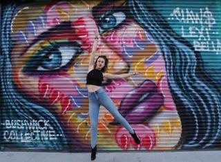 Alicia Lafranchi - die Schweizerin ertanzt sich ihren Traum in New York.
