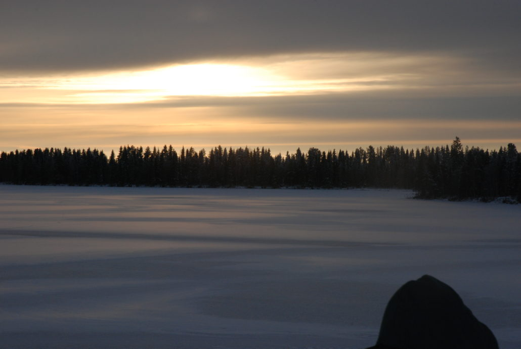Die Tage sind kurz, vor allem im Winter.