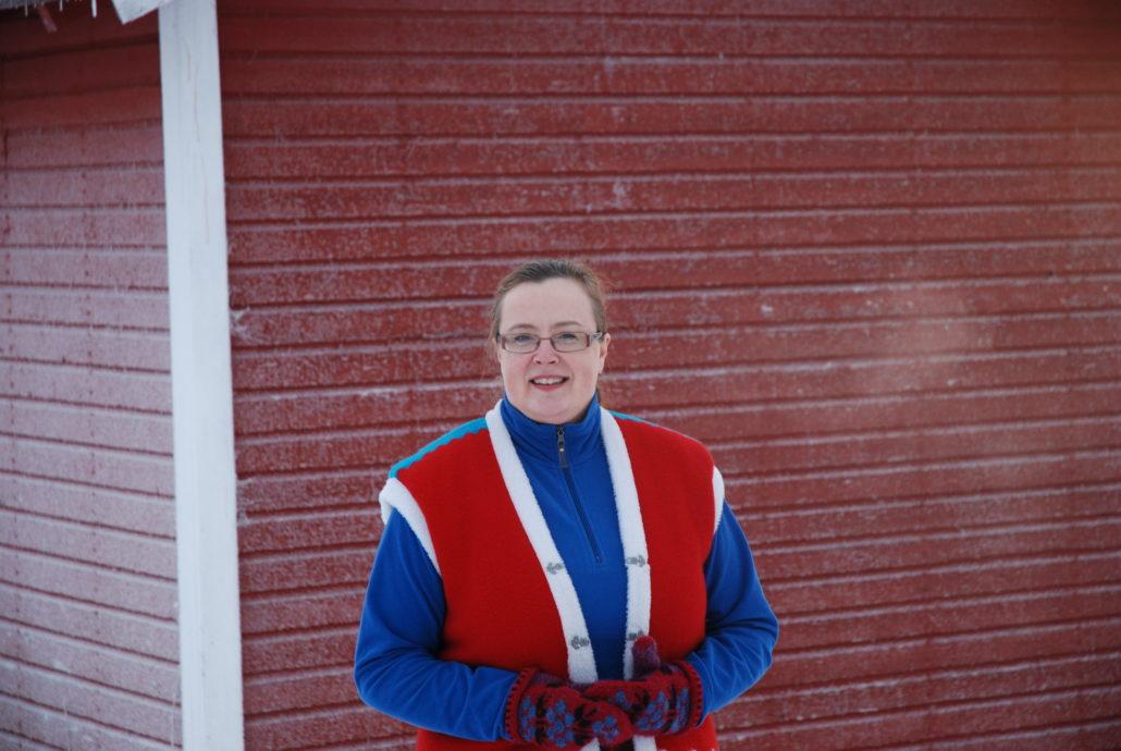 Lebt in Finnland mit der Natur seit Generationen - Tanja Pohjala