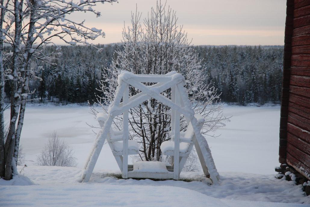 Echter Winter garantiert! Finnland / Lappland