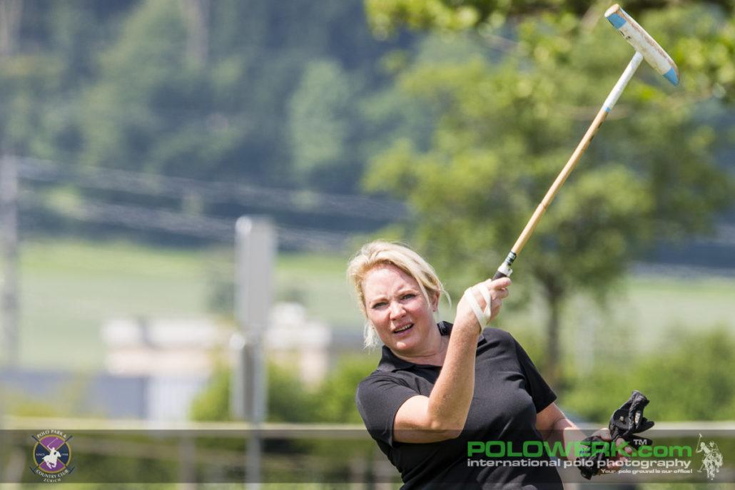 Polo Park Zürich Einführungskurs für Ladies