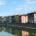 Der Arno auf dem Weg ins Ligurische Meer. Pisa. Foto: Elisabeth Giovanoli