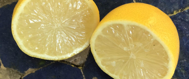 Wie unter einem Zitronenbaum, das verspricht und hält die Wellrad Citrus Linie.
