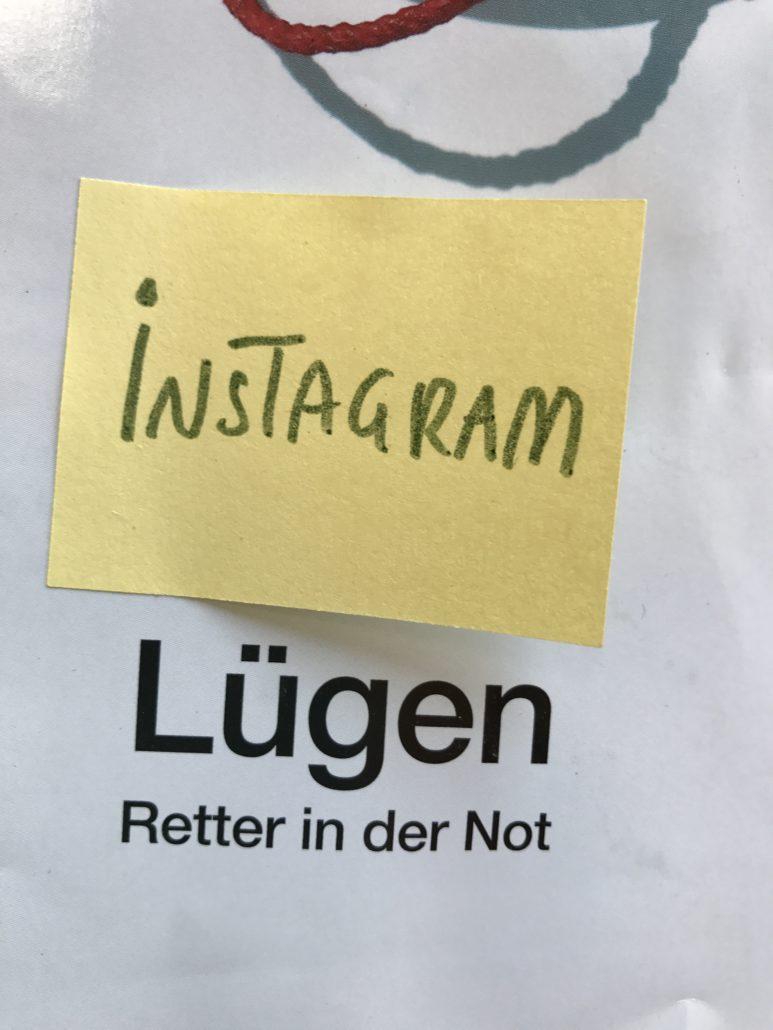 Instagram Interaktionsrate