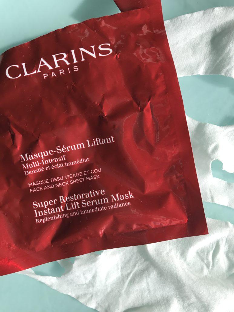 Clarins Masque-Sérum Liftant