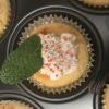Cupcake mit Stevia