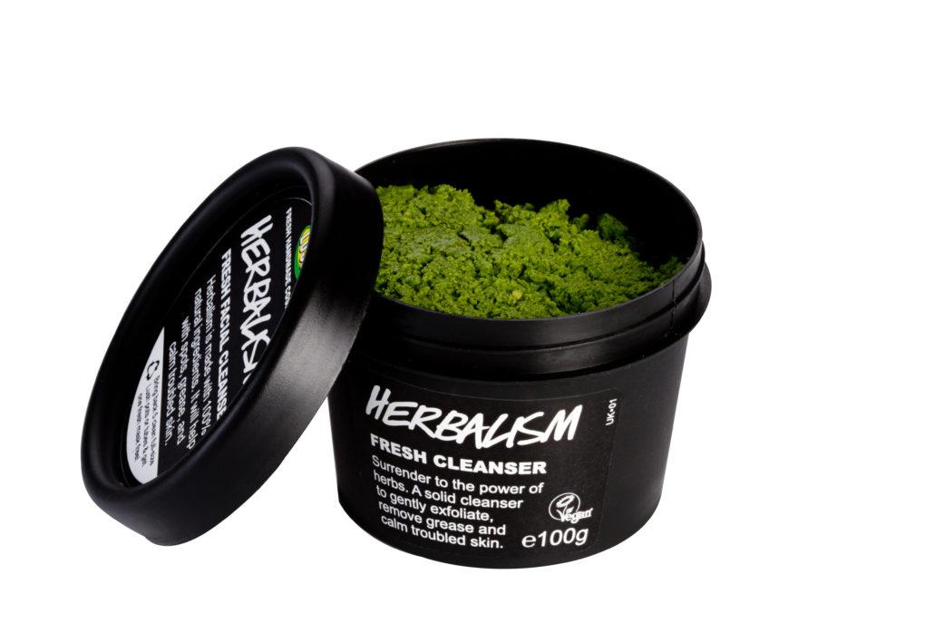 Lush Herbalism openlock