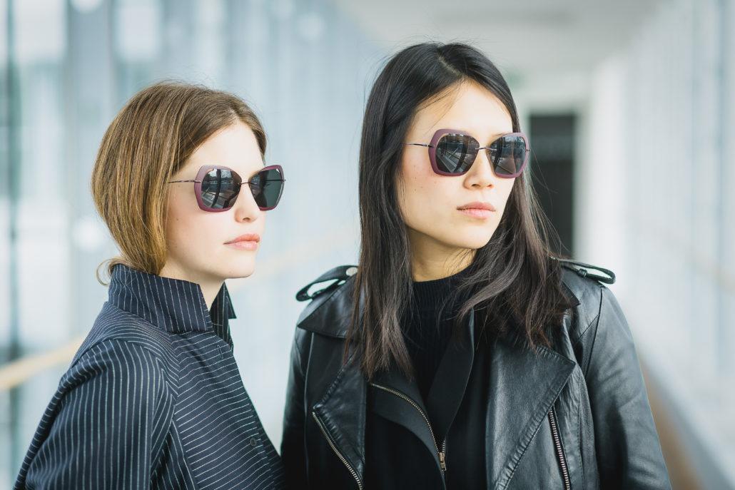 Silhouette Sonnenbrillen von Perret Schaad Foto: Silhouette